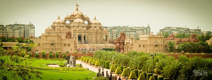 1 Akshardham Delhi