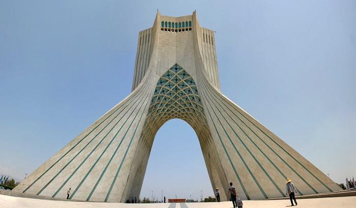 1 Azadi Tower