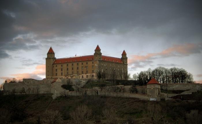 1 Bratislava Castle