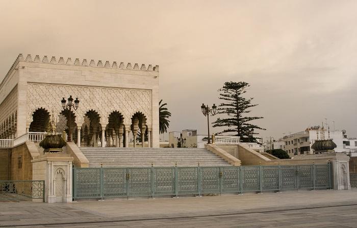 1 Mohammed Mausoleum