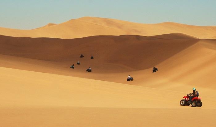 1 Namib Desert