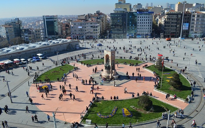 Taksim square | | Alluring World