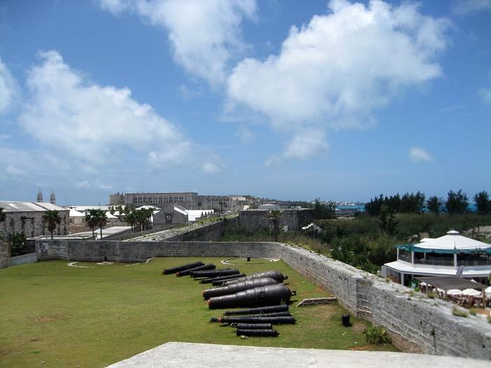 10 Bermuda Dockyard