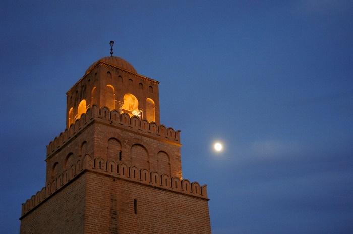 10 Kairouan Mosque