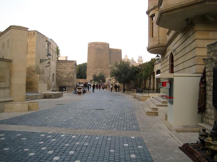 10 Maiden Baku