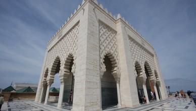 10 Mohammed Mausoleum
