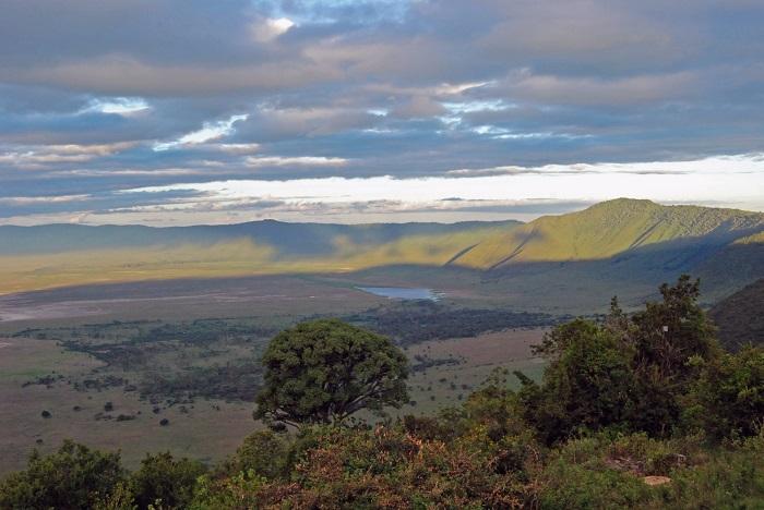 10 Ngorongoro