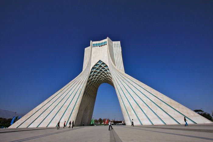 11 Azadi Tower