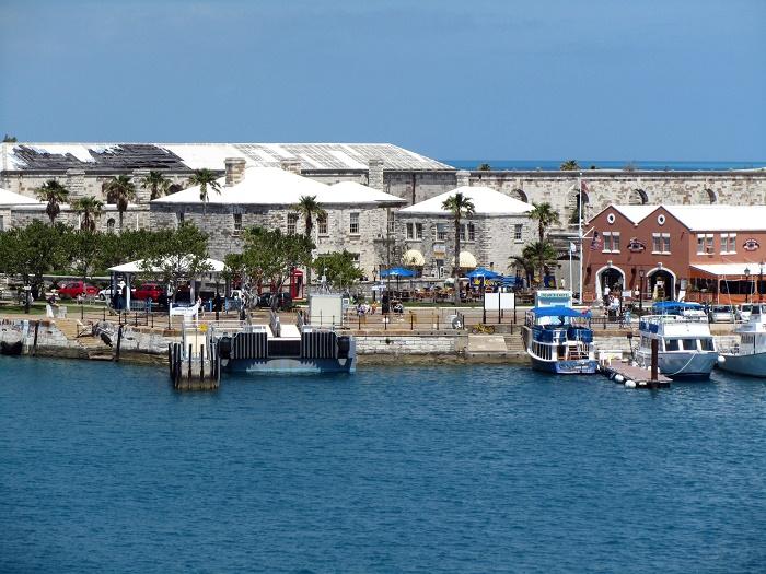11 Bermuda Dockyard