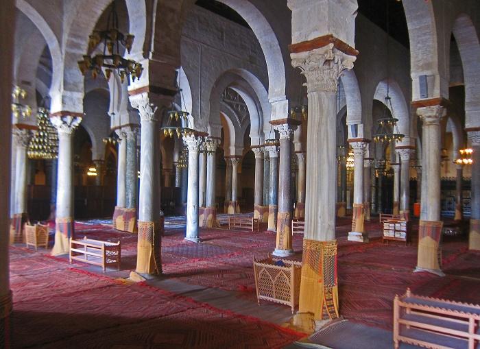 11 Kairouan Mosque