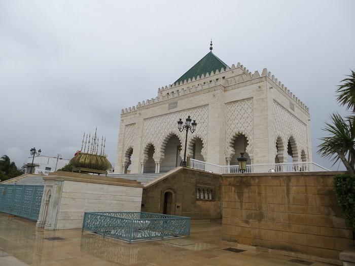 11 Mohammed Mausoleum