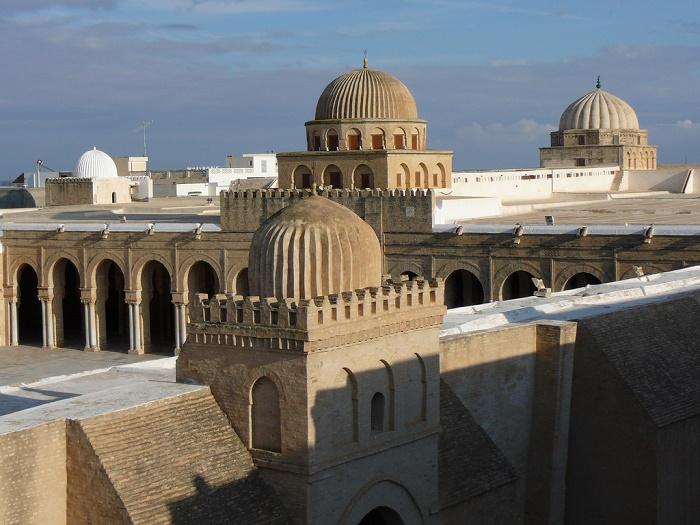 12 Kairouan Mosque
