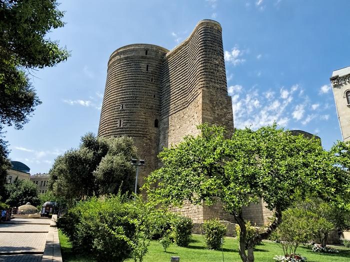 12 Maiden Baku