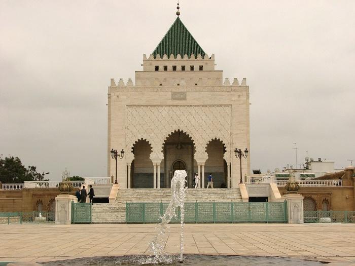 12 Mohammed Mausoleum