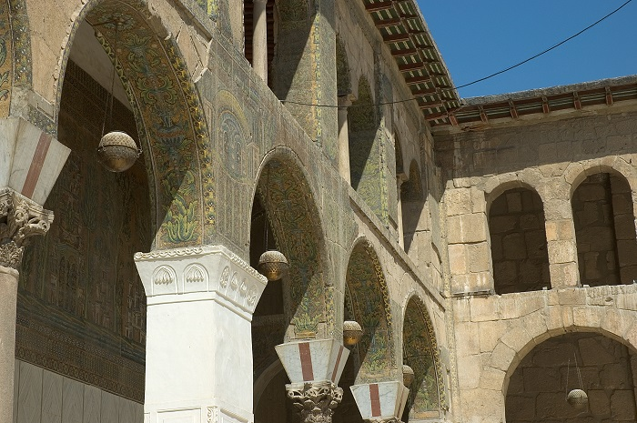 13 Damascus Mosque