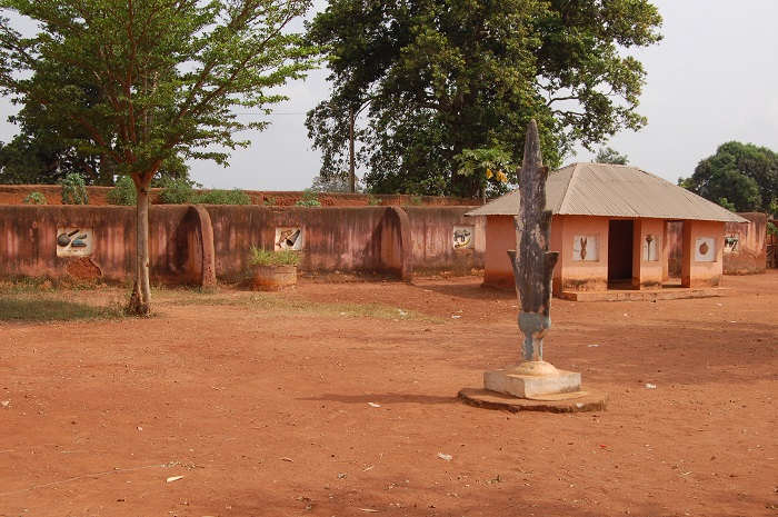 14 Abomey Palaces