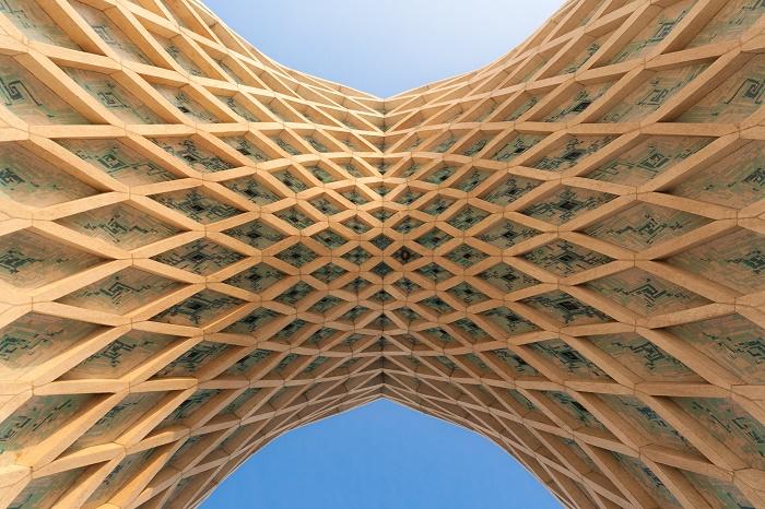 14 Azadi Tower