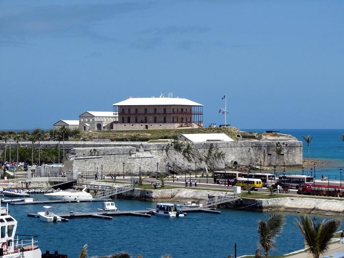 16 Bermuda Dockyard