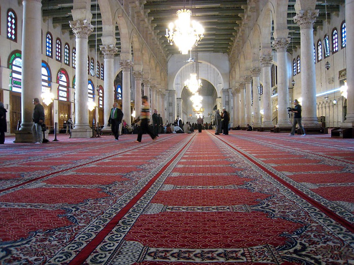 17 Damascus Mosque