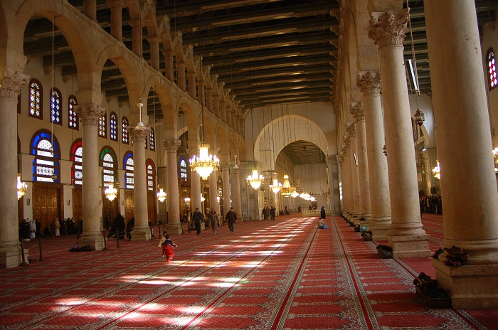 18 Damascus Mosque