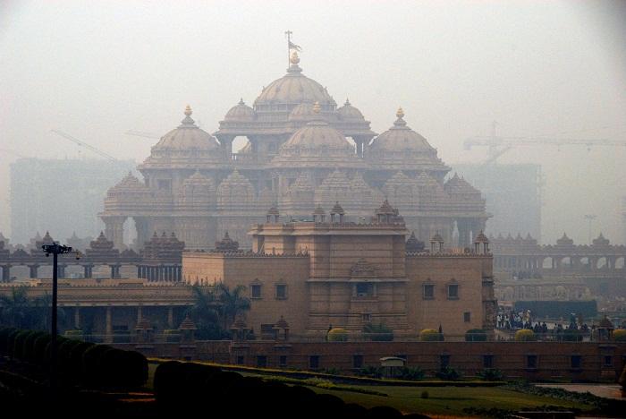 2 Akshardham Delhi