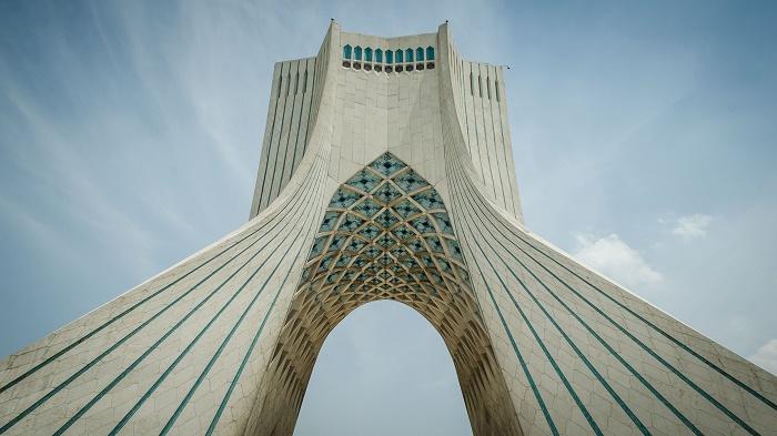 2 Azadi Tower