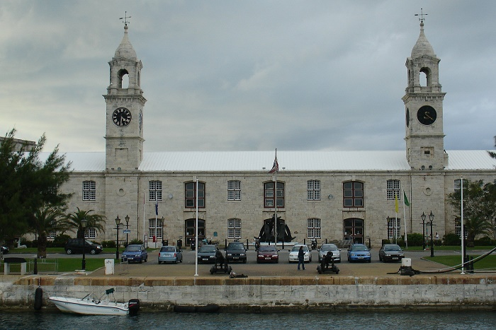 2 Bermuda Dockyard
