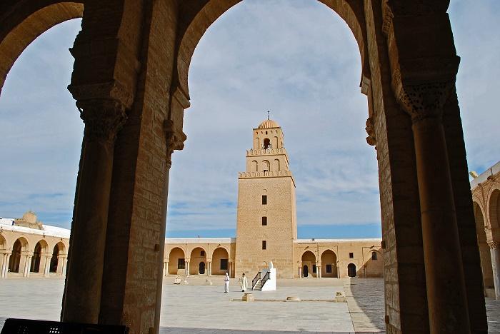2 Kairouan Mosque