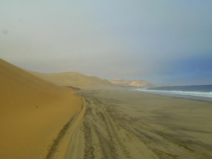 20 Namib Desert