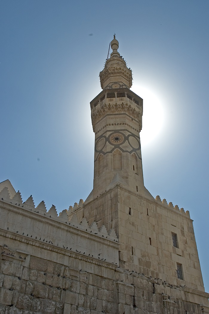 22 Damascus Mosque