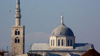 23 Damascus Mosque