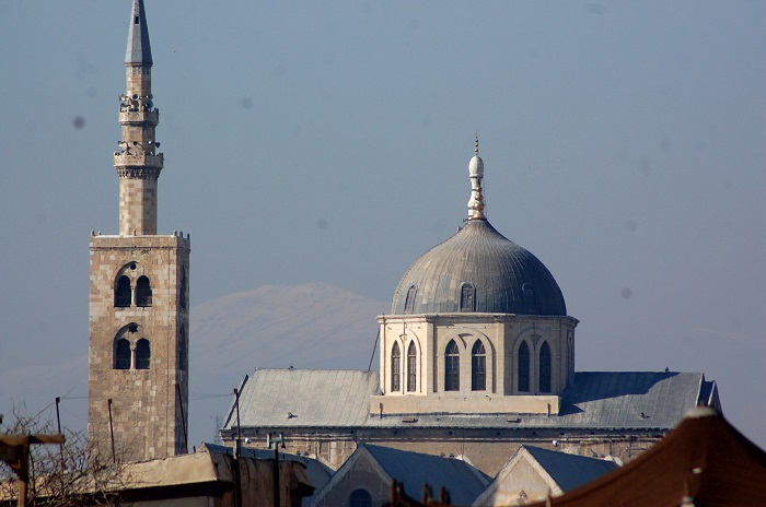 23 Damascus Mosque