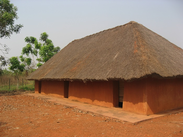 3 Abomey Palaces