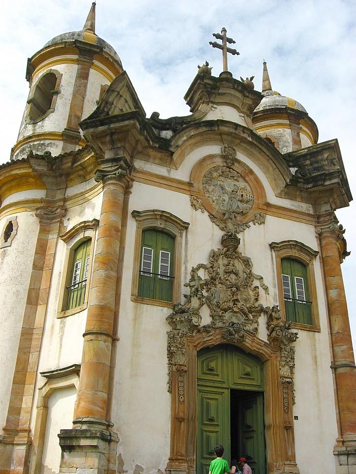 3 Assisi Church