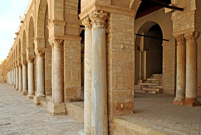 3 Kairouan Mosque