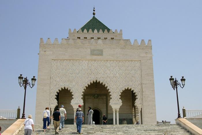 3 Mohammed Mausoleum