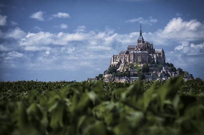 3 Mont Michel