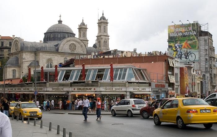 3 Taksim