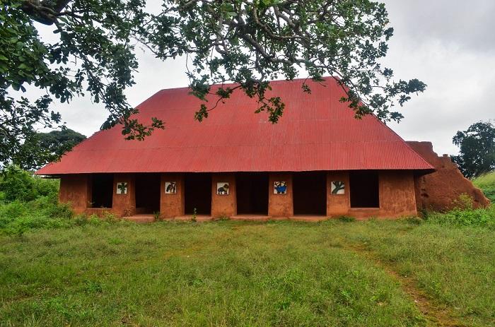 4 Abomey Palaces