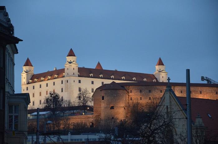 4 Bratislava Castle