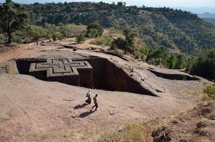 4 George Ethiopia