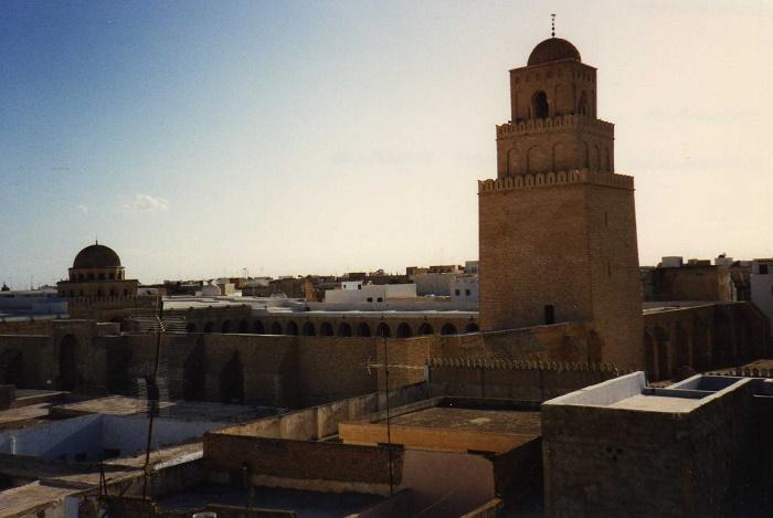 4 Kairouan Mosque