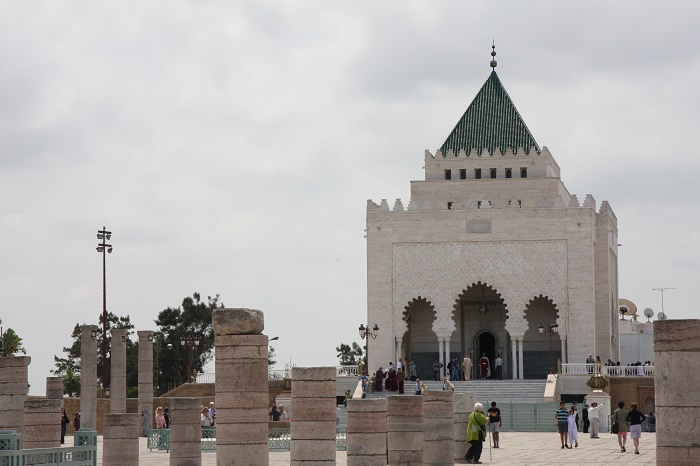 4 Mohammed Mausoleum