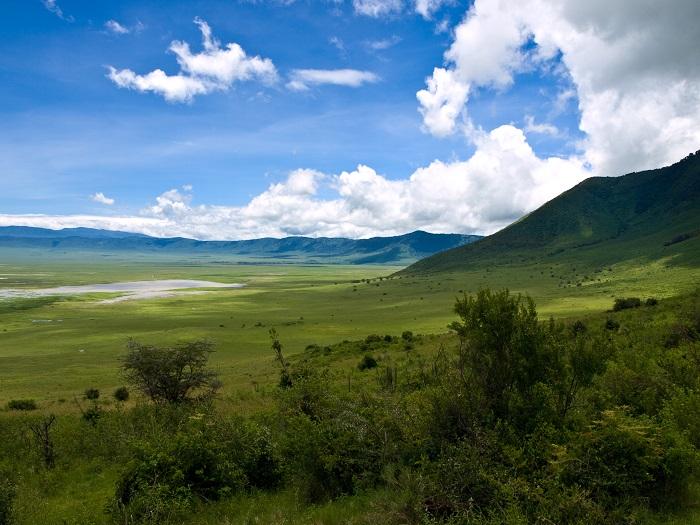 4 Ngorongoro