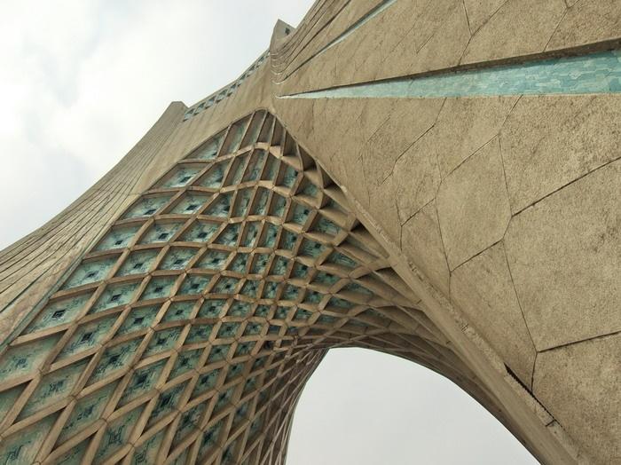 5 Azadi Tower