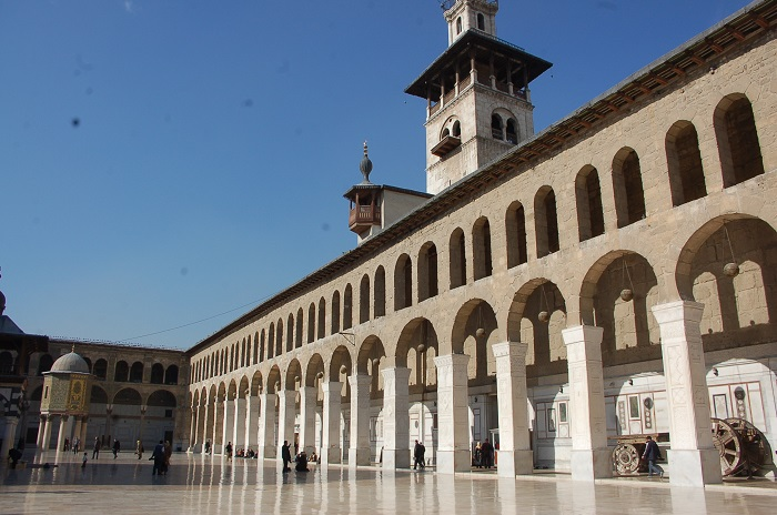 5 Damascus Mosque