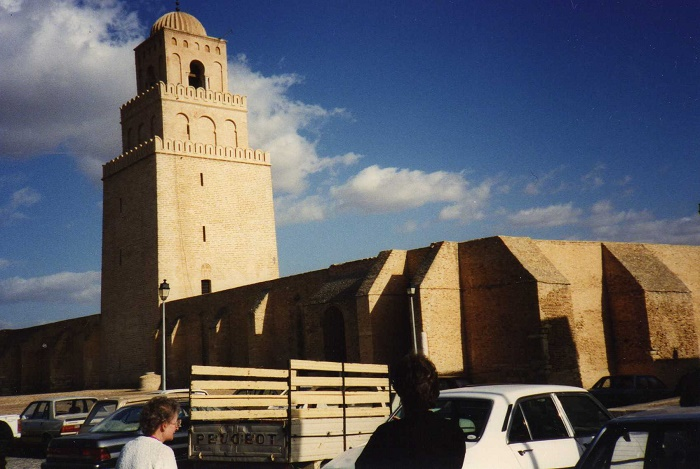 5 Kairouan Mosque