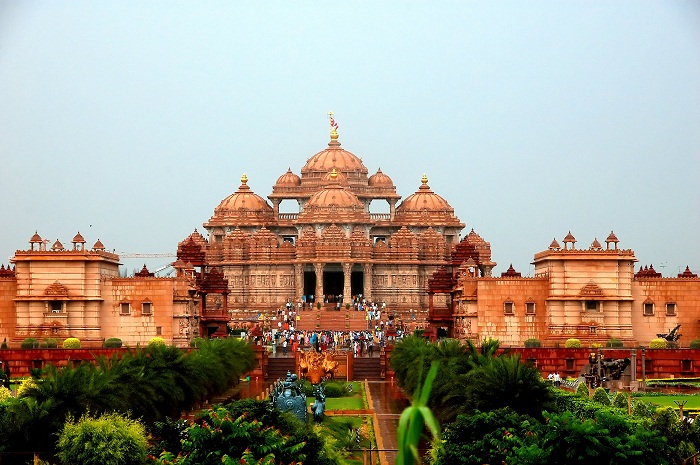 6 Ashkardham Delhi