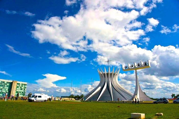 6 Brasilia Cathedral