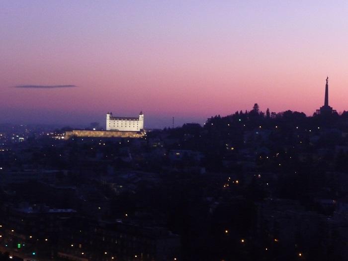 6 Bratislava Castle